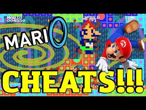 Super Mario Portal CHEATS!!! - Mari0