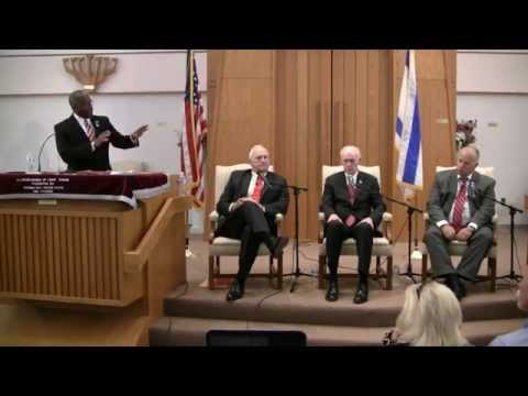 ISRAEL SECURITY SUMMIT - Boykin, West, McInerney, Berntsen! (pt.2)