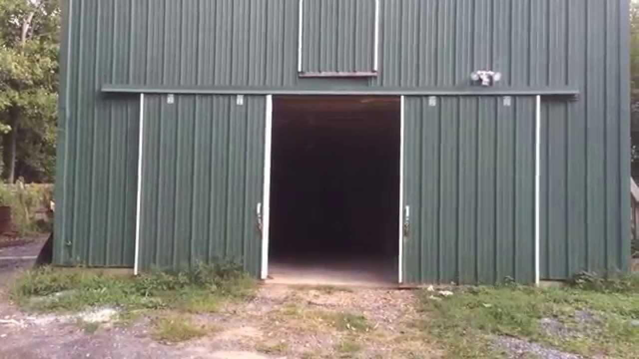 Superbe Magic Barn Door Opener   YouTube