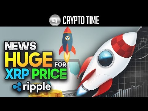 THIS NEWS COULD BE HUGE FOR RIPPLE (XRP) PRICE!!