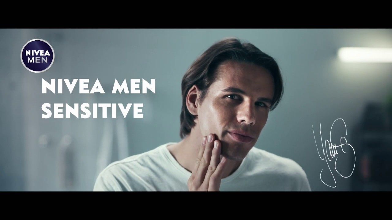 Nivea Men Sensitive Yann Sommer Youtube