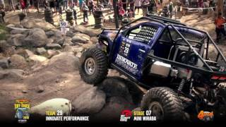 Tuff Truck Challenge 2016 - INNOVATE PERFORMANCE on Mini Wiraba