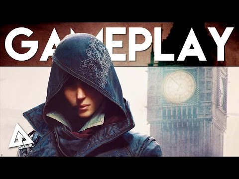 Assassin's Creed Syndicate NEW Evie Gameplay Part 1 | Gamescom 2015
