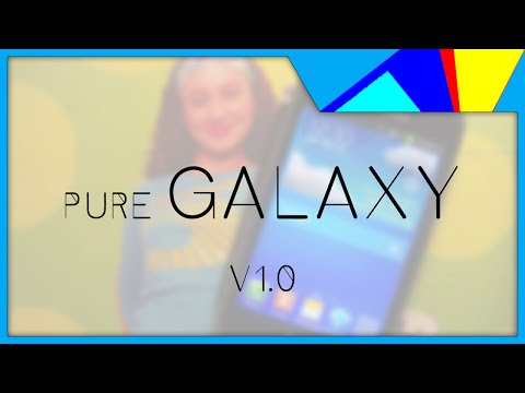 Samsung Galaxy Ace Plus Jellybean Update - Pure GALAXY v1.0