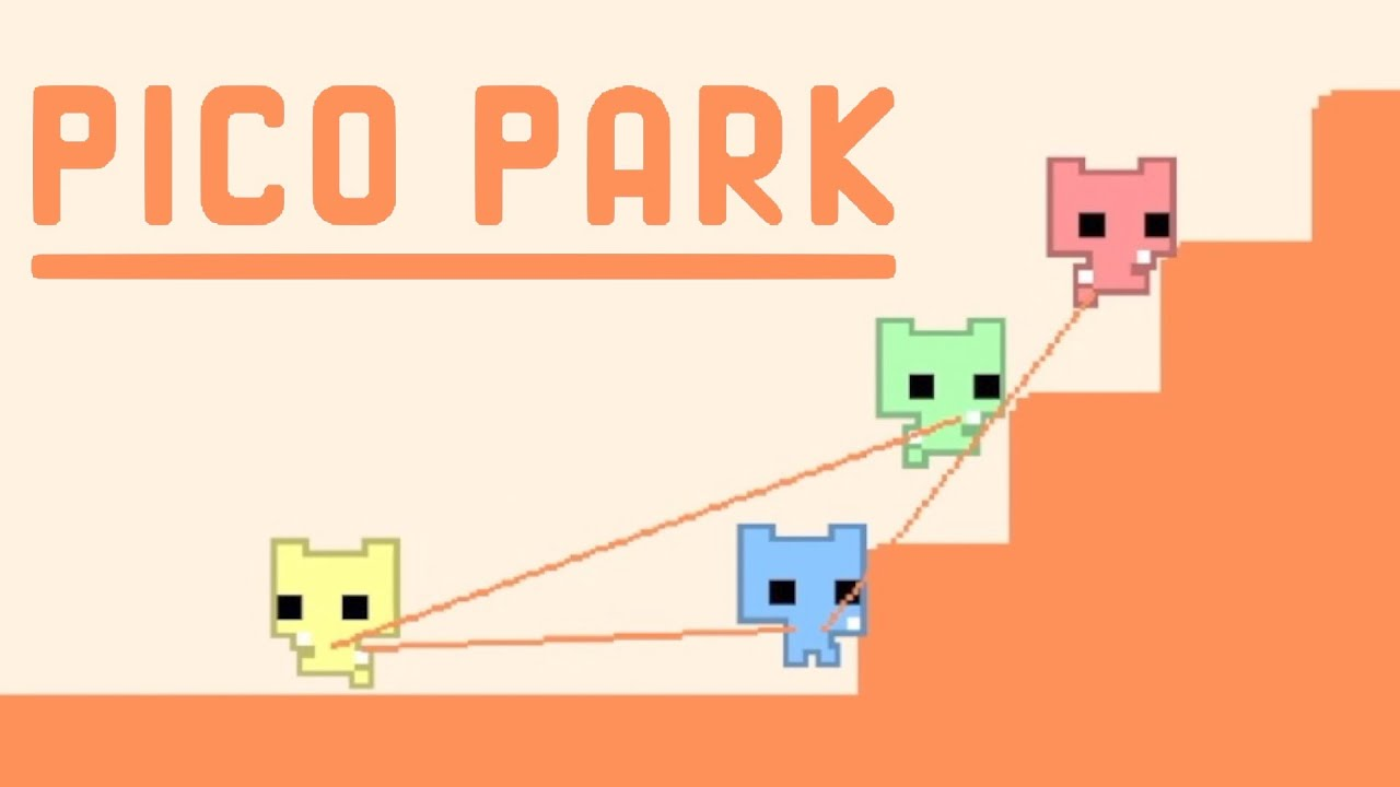 Download SALTY BOIS PLAY A RAGE GAME :) | Pico Park Episode 1