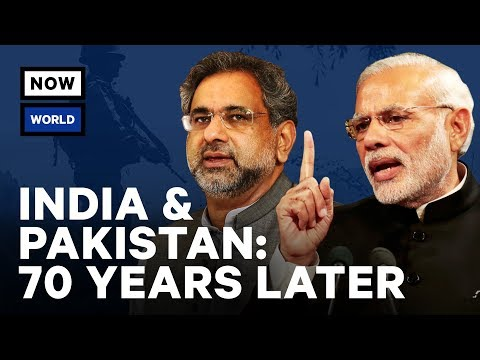 India and Pakistan's Partition: 70 Years Later | NowThis World
