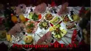 СПБ    1 свадьба в ресторана РЕАЛ(, 2013-08-24T07:54:03.000Z)