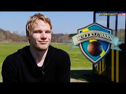 Intervju med Oscar Lewicki i Bollklubben