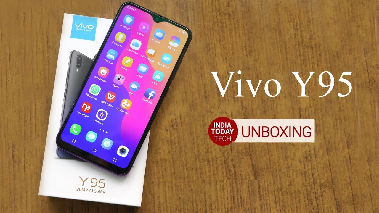 Vivo Y95 launched: Key specs, top features, India price, and