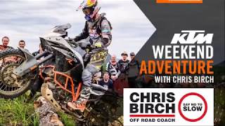 KTM Malaysia Weekend Adventure with Chris Birch