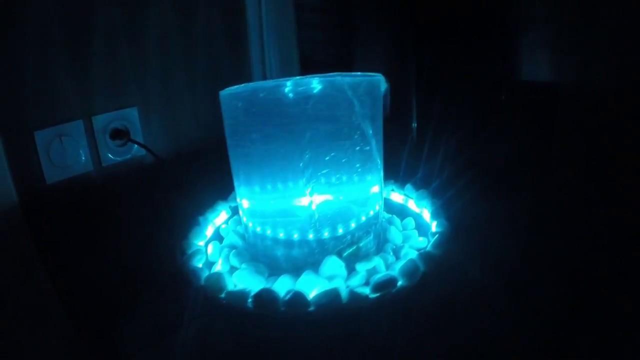 Fabriquer Une Fontaine Zen decoration fontaine vortex