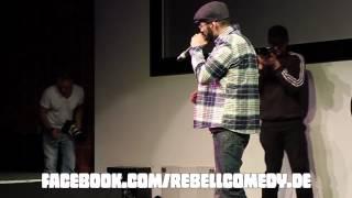 RebellComedy - Benaissa über Männer & Frauen