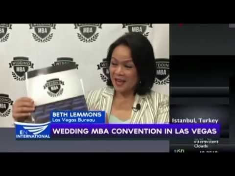 Wedding MBA Convention  in Las Vegas - Beth Lemmons/ EBC Las Vegas bureau
