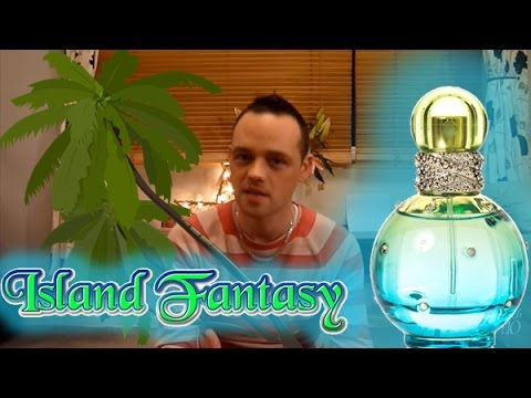 Britney Spears Island Fantasy Fragrance Review
