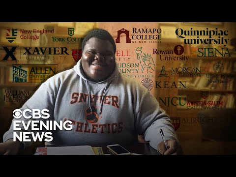 Rob and Hilary - TMSG - Former homeless teen accepted to 17 colleges