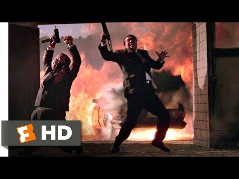 Black Rain (8/9) Movie CLIP - Yakuza Hideout Gunfight (1989) HD