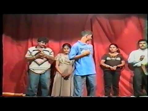 """2 VTS 01 4 ( Sri Lankan Stage Drama """" Seda Pahara"""")"""