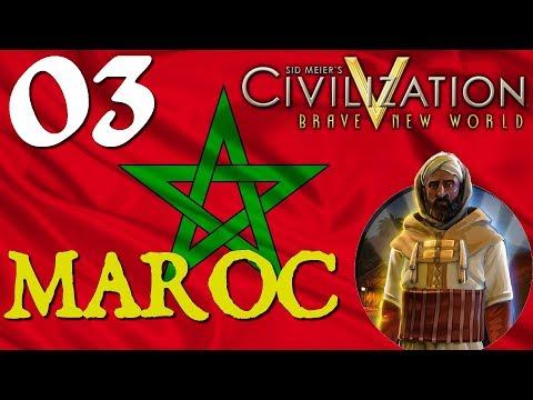 Civilization V - Le Grand Maroc #03