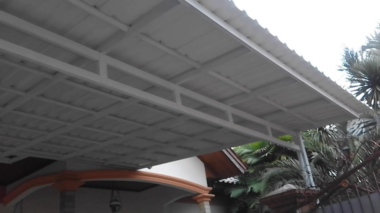 kanopi baja ringan termurah di bekasi youtube