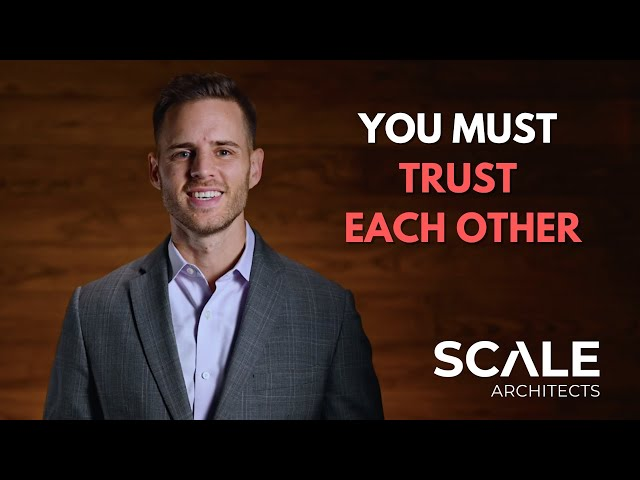 The Founder and the CEO Must Trust Each Other