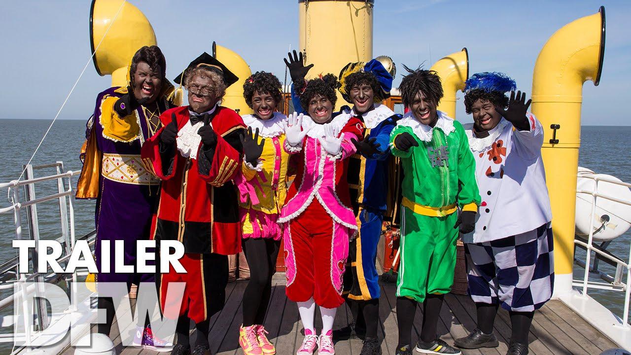 De Club Van Sinterklaas Amp Geblaf Op De Pakjesboot Trailer