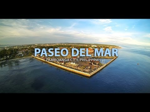 Paseo Del Mar Zamboanga City Philippines [TBS Discovery FPV Quadcopter]
