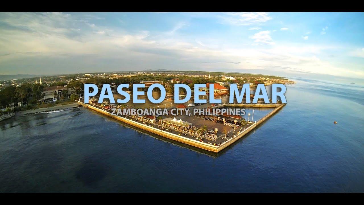 Paseo Del Mar Zamboanga City Philippines Tbs Discovery Fpv