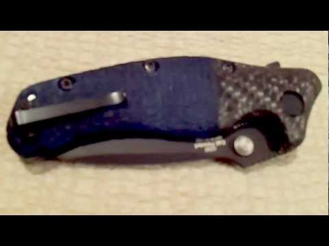 Zero Tolerance Zt-0200 Custom - YouTube