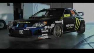 Extrem Drift Subaru Impreza WRX STI