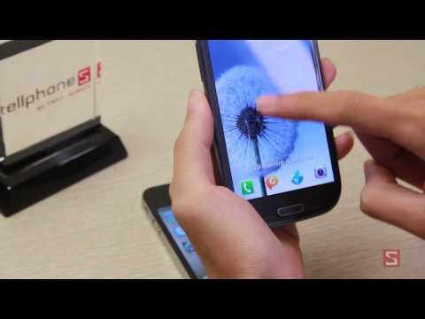 [iPhone 4s vs Galaxy S 3] Đánh giá và so sánh - CellphoneS