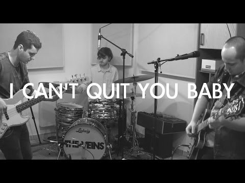 I Can't Quit You Baby - The Veins (ZEPPELIN STYLE!)