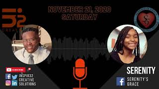 Serenity's Grace Interview with Raymond McLeod TheGreat32t