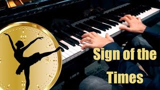 Harry Styles - Sign of the Times - 🔴 (The Secret Arrangement HD/HQ piano cover)