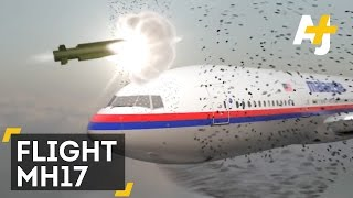 Flight MH17 Crash Caused By Russian-Made Missile