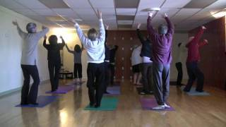 Yoga Dance of Joy - Breathing Room
