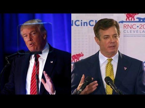 Matt Taibbi on Trump's Position on NATO, Russia & his Campaign Head's $13 Million Scandal in Ukraine