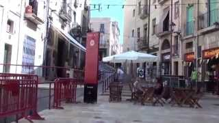 Tarragona old city