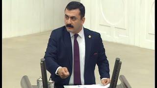 CHP'li Eren Erdem konuştu, Meclis'te tansiyon yükseldi!