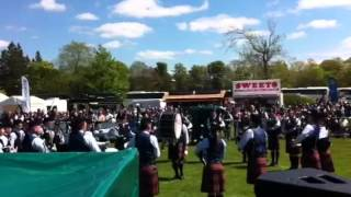 University of Bedfordshire Pipe Band