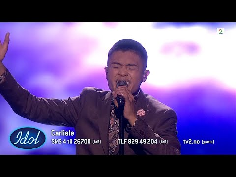 """Carlisle får stående applaus med sin """"I Believe I Can Fly"""" cover 