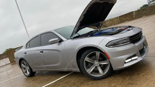BUILD THE WORLDS FASTEST V6 CHARGER IS A GO!