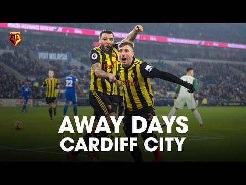 CARDIFF 1-5 WATFORD | DEULOFEU HAT-TRICK HIGHLIGHTS! | DEENEY SCORES TWICE 🙌🏻