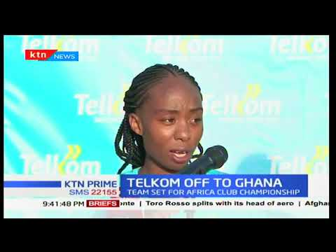 Telkom Women Hockey Team has their eyes set of the African Club Championships in Ghana