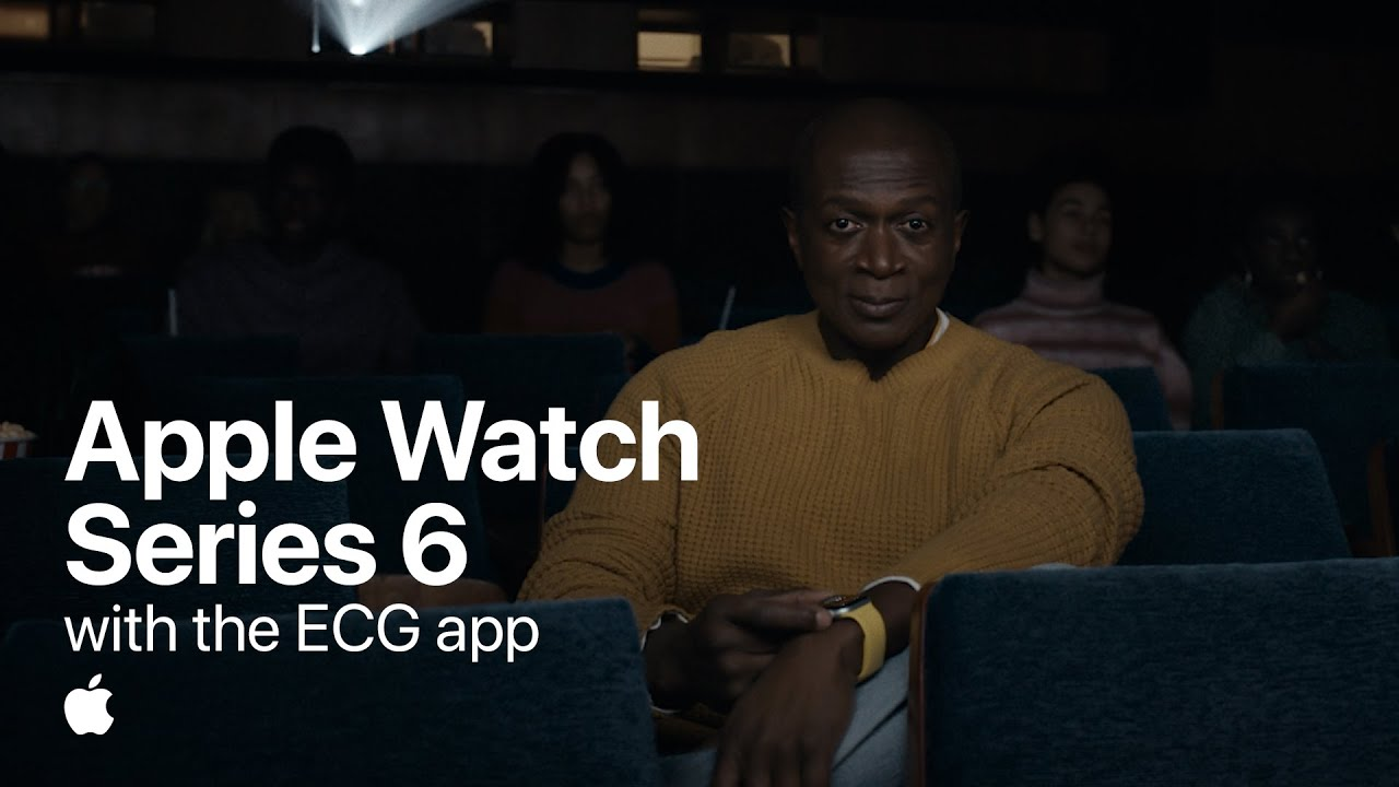 The future of health is on your wrist — ECG with Apple Watch Series 6