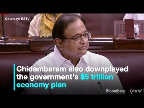 Nirmala Sitharaman's Budget Speech Was 'Insipid': P Chidambaram