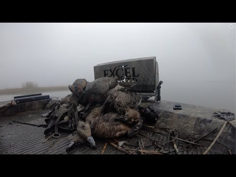 Into The Fog-Duck Hunting The California Delta-2 MAN LIMIT