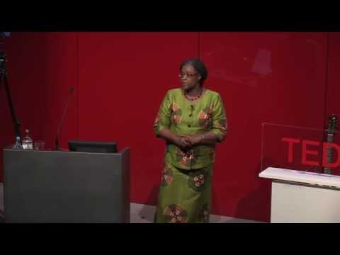 Mind the gender gap | Naana Otoo-Oyortey | TEDxEustonSalon