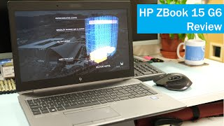 HP ZBook 15 G6 Review (Mobile Workstation)
