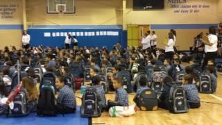 MHCS Assembly part 1 Laredo Texas.
