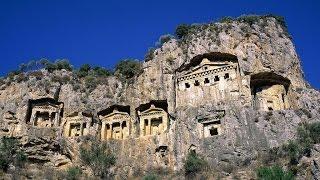 Dalyan ( Kral Mezarları )